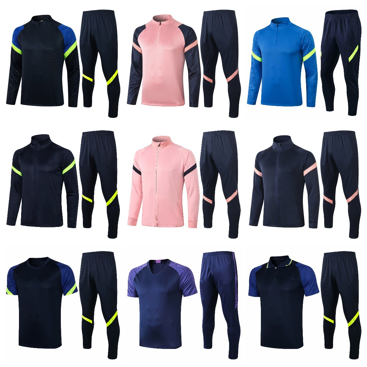 21 22 Kane tracksuits TOT mens jacket Bale Tottenham training wear suits hoodie soccer jersey sportwear Son football pre match polo shirt track suit tshirts