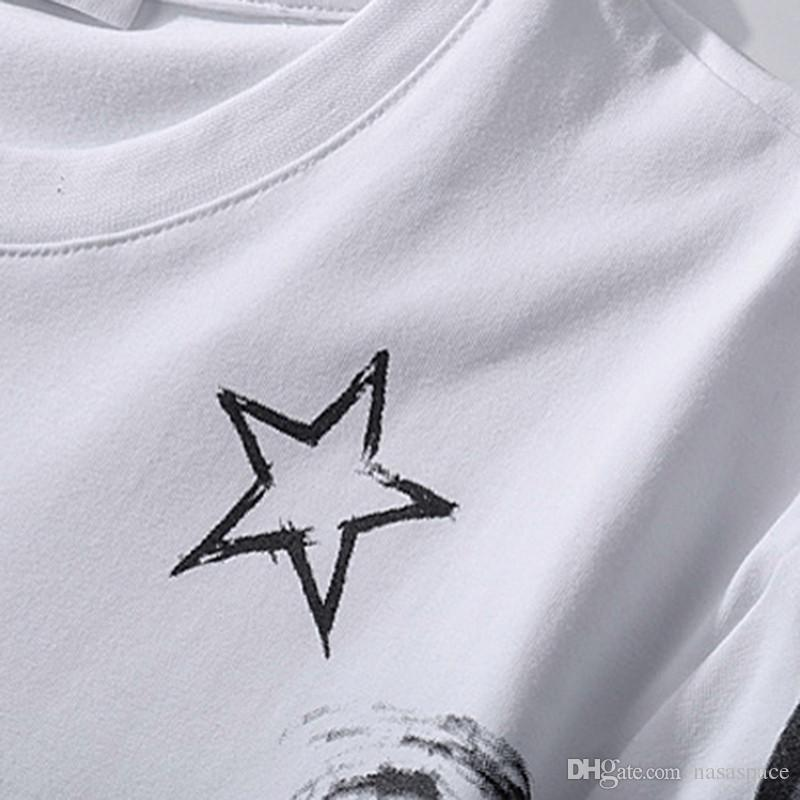 Fashion Mens Stylist T Shirts Casual Men Summer Short Sleeves High Quality Men Women T Shirt