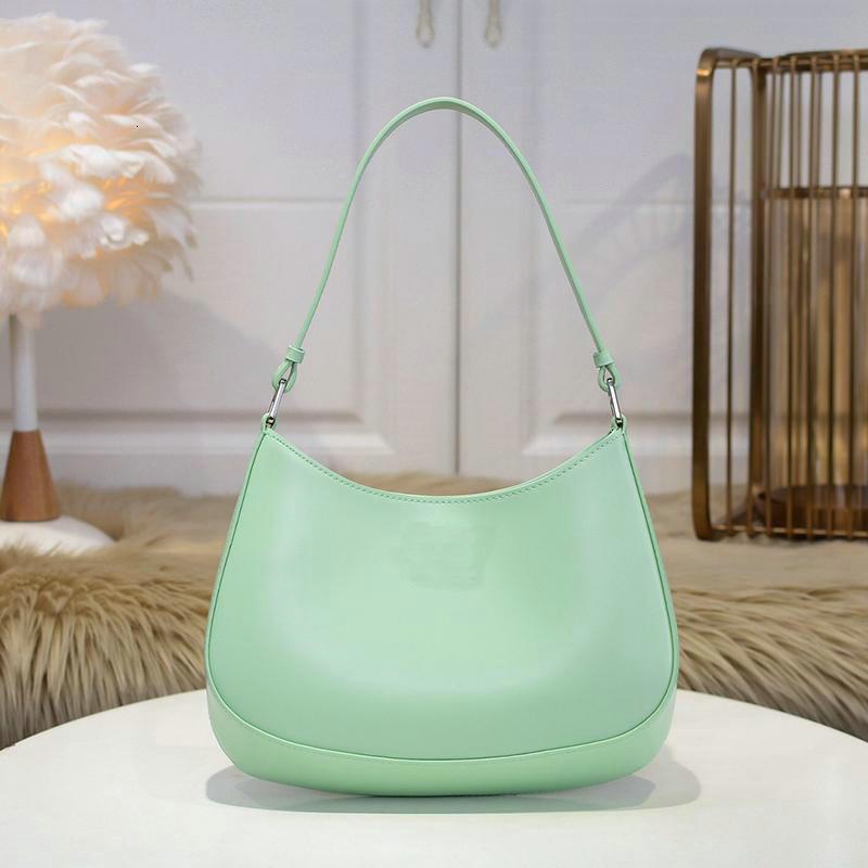 20ss CLEO Shoulder Bag Handbags Luxurys Designers Bags Crossbody Bag Backpack Totes Cleo Brushed Leather Shoulder Bag Designers Purses