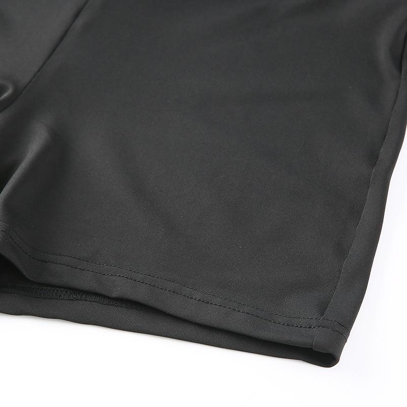Black Embroidery Skirt (12)