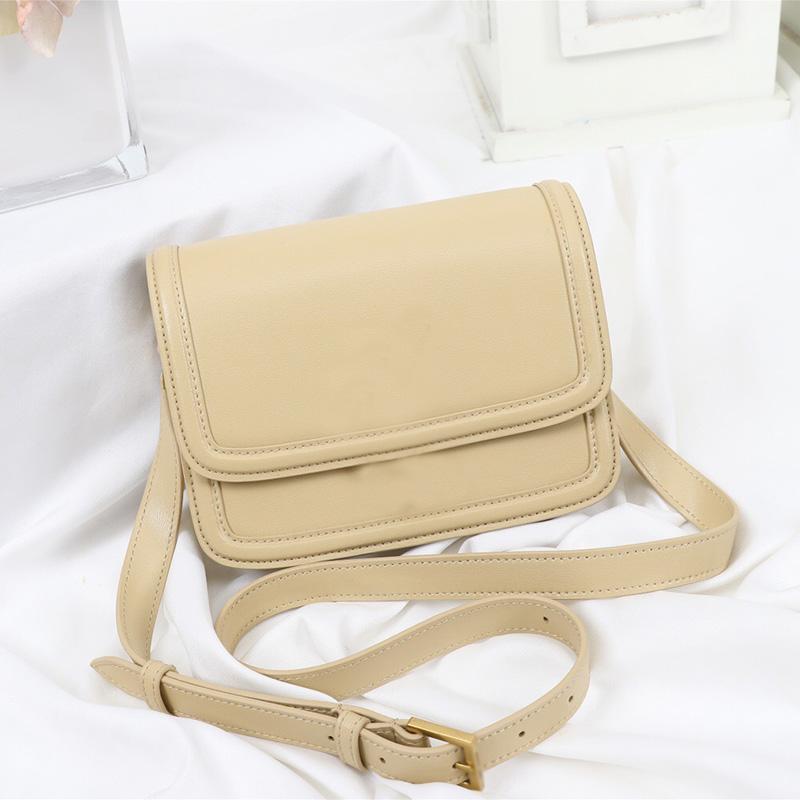 Women solferino box High quality leather flap satchel bag Luxury designer Purse adjustable shoulder strap Crossbody bags Designers Womens Handbags Purses