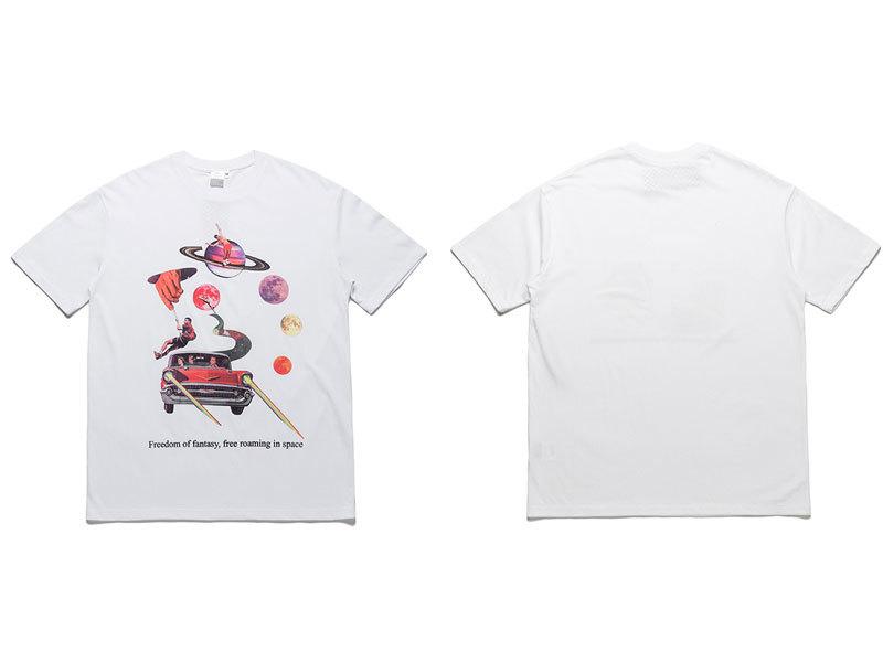 Freedom of Fantasy in Space Tshirts 2