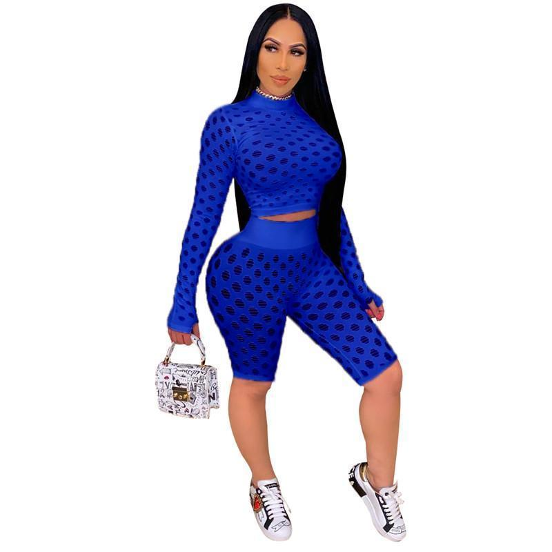 Womens Tracksuits Summer two piece set Shorts outfits long sleeve tracksuit jogging sportsuit shirt pants suits sweatshirt sport suit selling klw6301