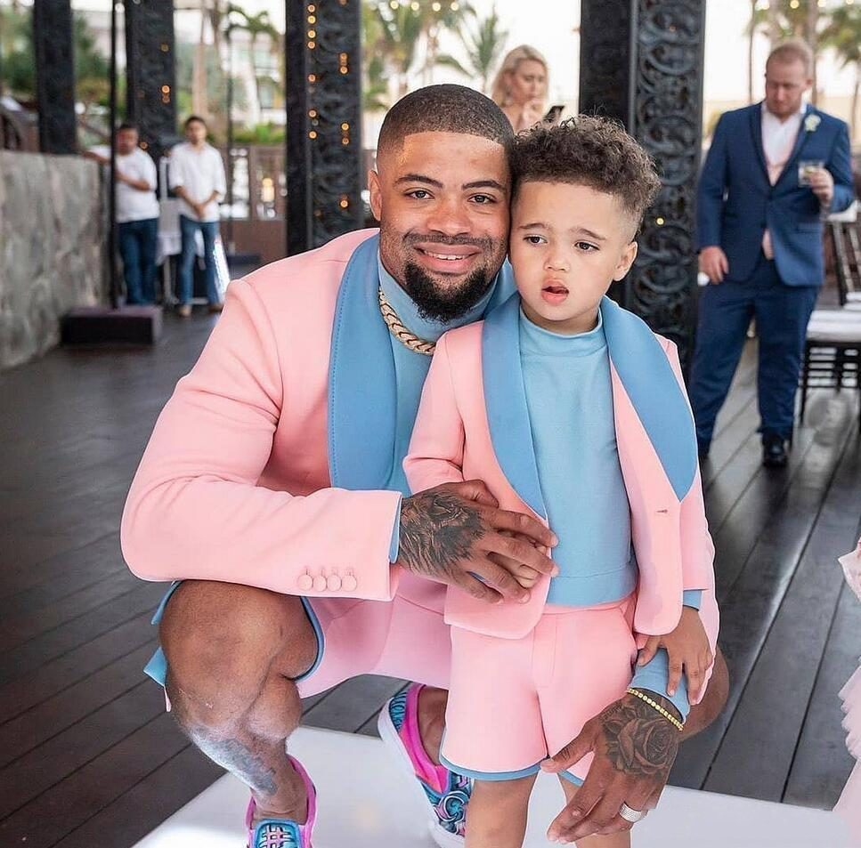 2020-Blue-and-Pink-Groomsmen-Suit-Peak-Lapel-Groom-Tuxedos-Mens-Wedding-Suits-Wedding-Prom-Beach (4)