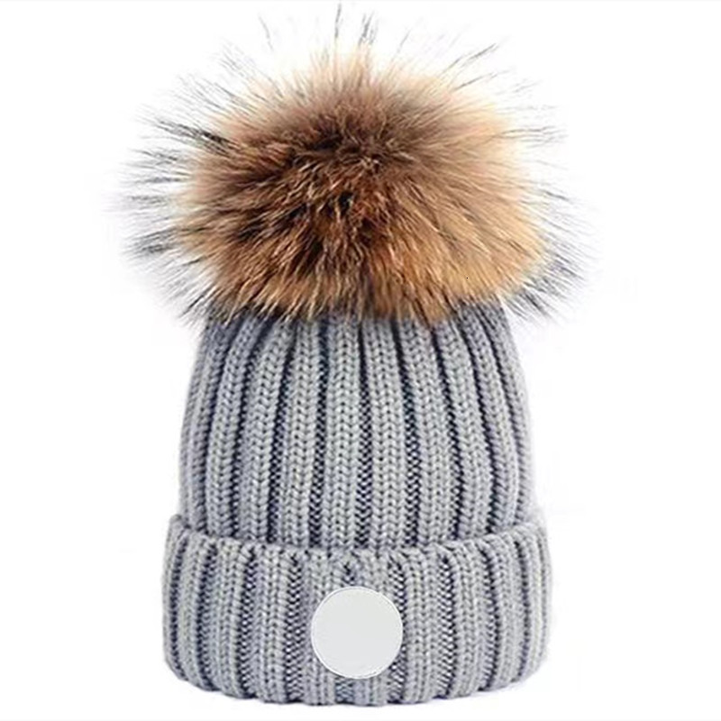 Luxury Knitted Hat Designer Beanie Cap Mens Fitted Hats Unisex For Cashmere Plaid Letters Casual Skull Caps Outdoor Fashion High Quality