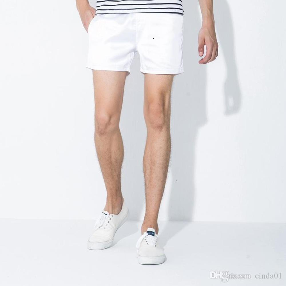 Mens Casual Shorts Night Club Beach Style Large Size Straight Relaxed Summer Comfortable Wear European Wind Pants