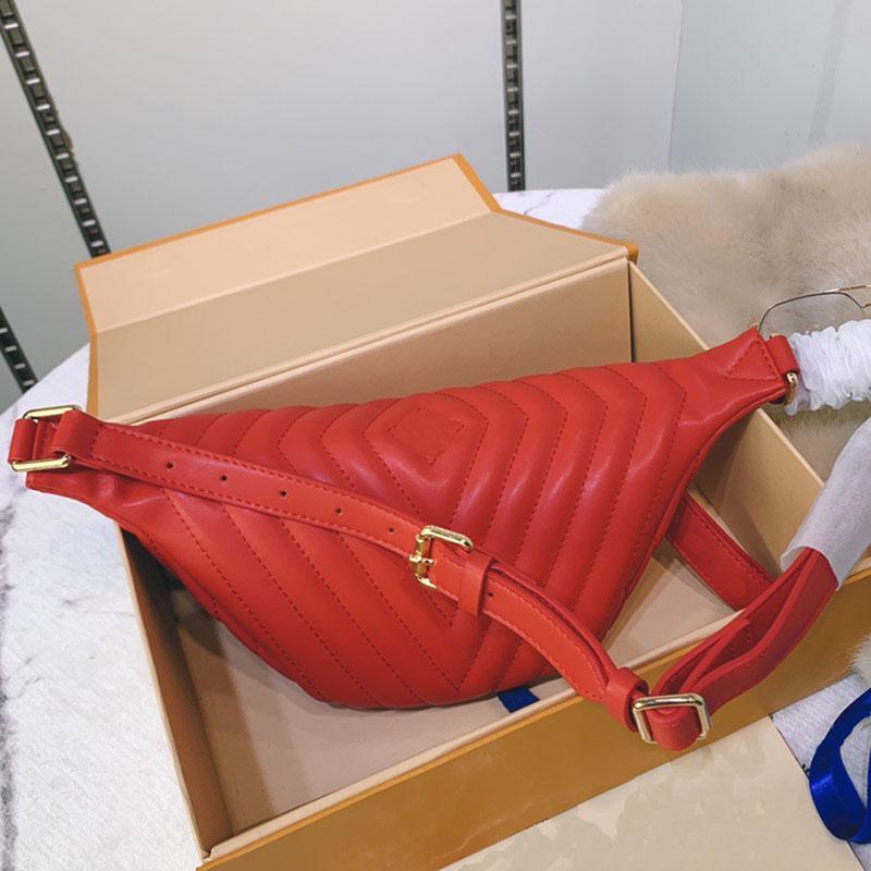 NEW Fashion women shoulder genuine leather Bags women shoulder Bags famous name cross body bag crossbody wallet Belt bag