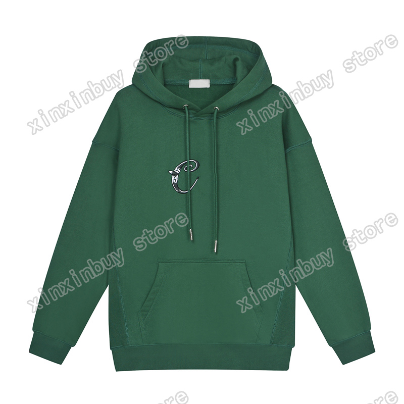 21SS European Spring and Autumn Newest Fashion Exquisite Letter Embroidery Sweatshirt Famous Men's Designer High Quality Breathable Sweatshirt for Men and Women