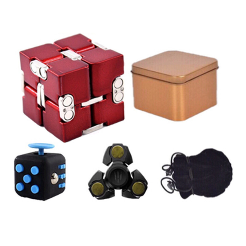 Infinity Cube Fidget Toy (4)