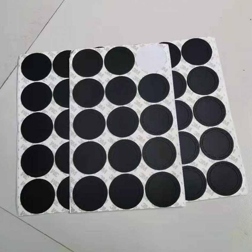 rubber bottom for 15oz 20oz 30oz tumbler black coaster sticker rubber adhesive bottom black Bottom Protective Cover Cap 4751CY28