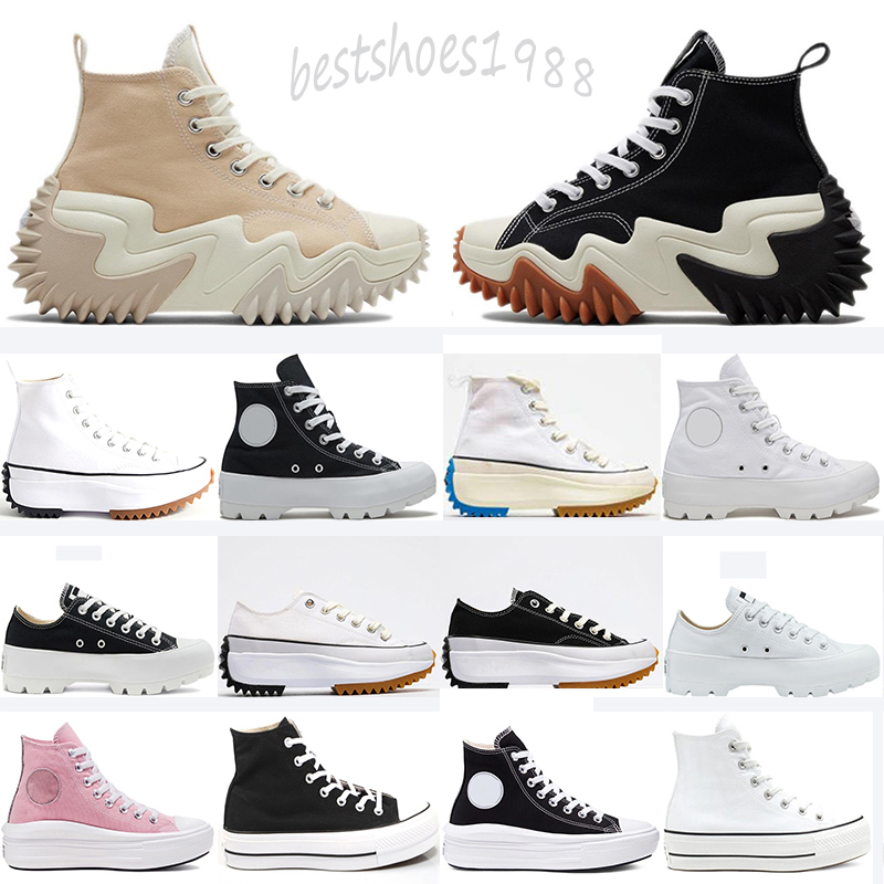2021 Sneakers Canvas Shoes Women Running Gift Style High Stars Sports Low Men Top Classic Shoe Size 36-40