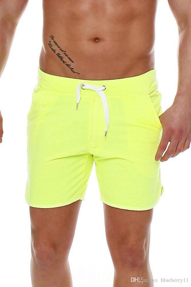 Summer Solid Black White Men Shorts Hip Hop Fashion Streetwear Cotton Beach Shorts Plus Size M-3XL