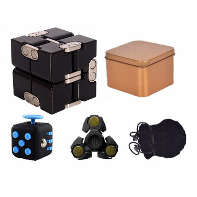 Infinity Cube Fidget Toy (1)