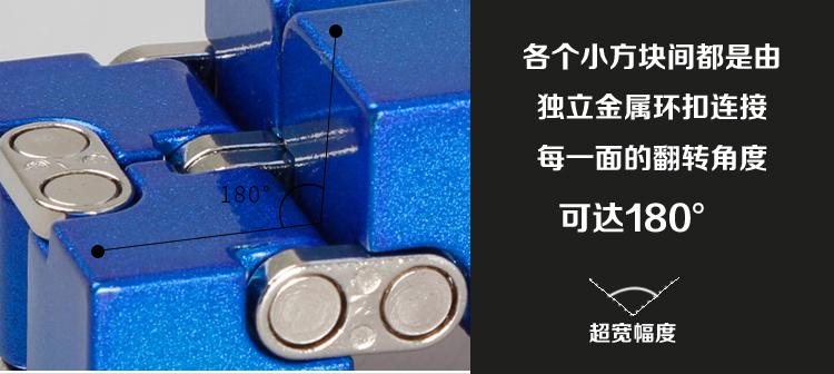 Infinity Cube Fidget Toy (9)