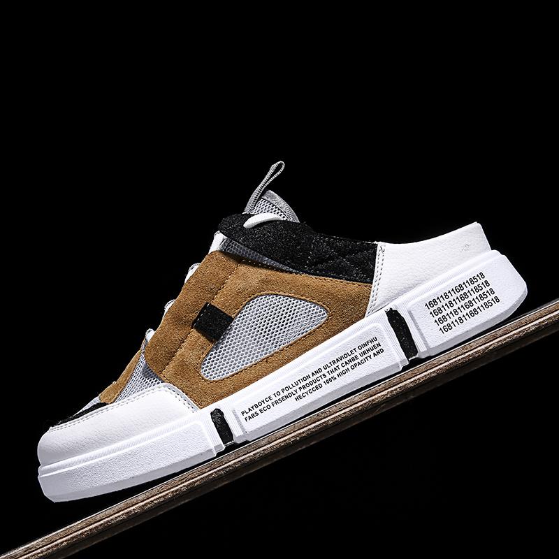 Top quality Summer platform slipper sandal shoes Stylish comfortable , ACE, Genuine Leather ACE classic man women Paris Fashion luxury designer slides sandals