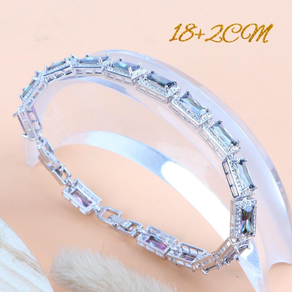 Women Wedding Bracelet Jewelry Sets