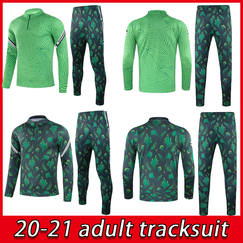 Men tracksuit 2021 adult soccer tracksuit football training suit 20 21 Survetement de football tracksuit jogging chandal