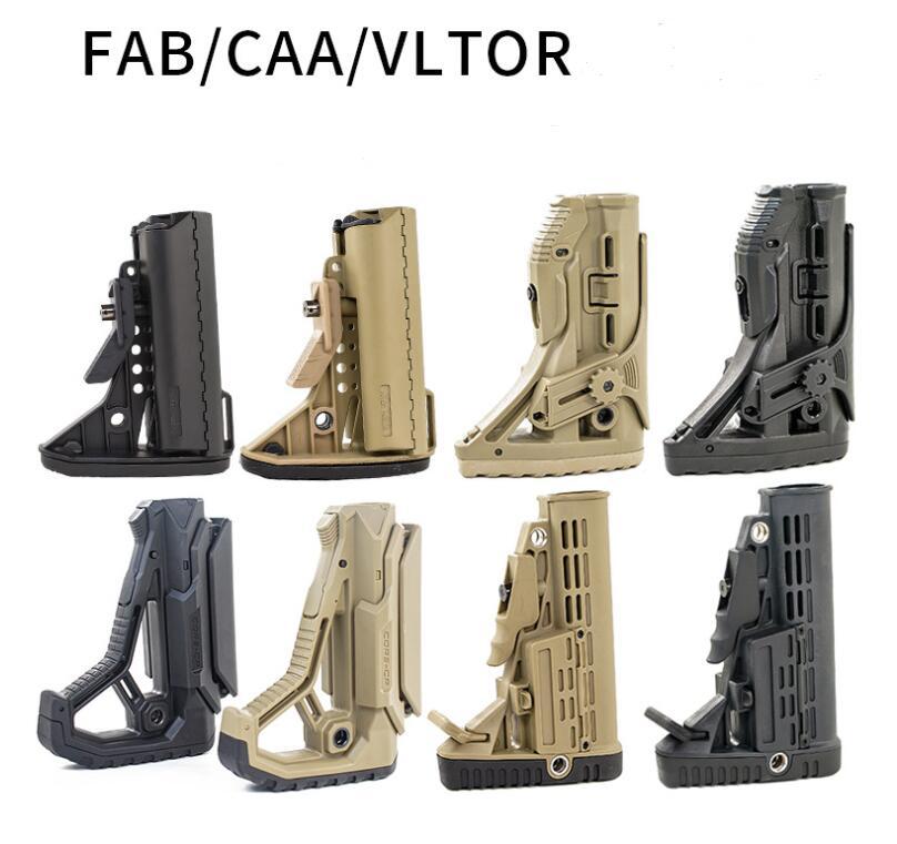 FAB/CAA/VLT defense rifle stock nylon hunting stabilizing
