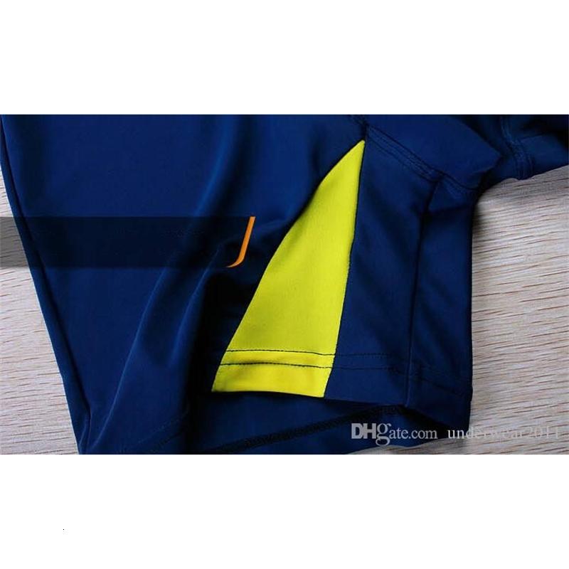 superbody Mens Swimwear Male SPA Shorts Mans Swimsuit Double Layer Inner Gauze Boxer Shorts 1501-ST