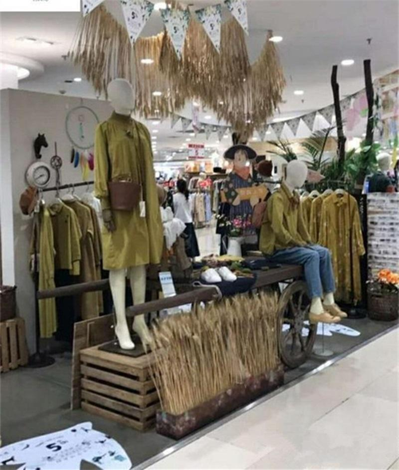Natural Dried Flower Reed Home Accesories Immortal Flowers Ear Of Wheat Fashion Display Window Wedding 0 39yz K2