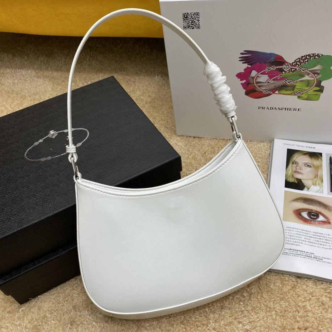 P 3A quality ladies imported patent leather calfskin fashion underarm bag handbag 499 26cm