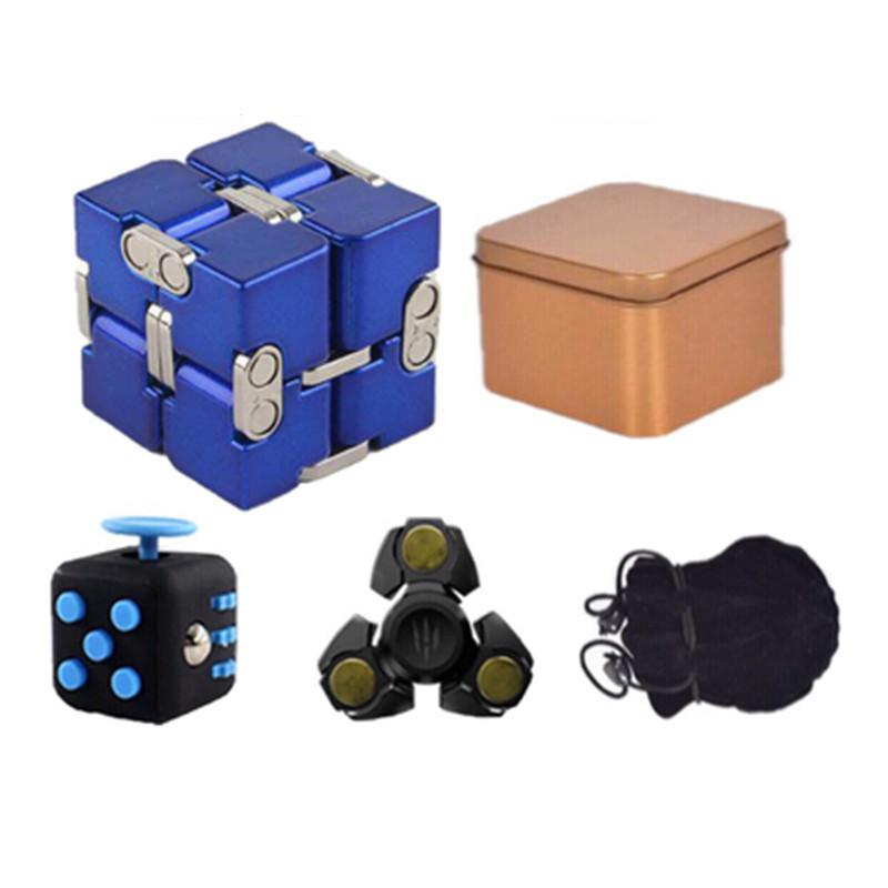 Infinity Cube Fidget Toy (3)