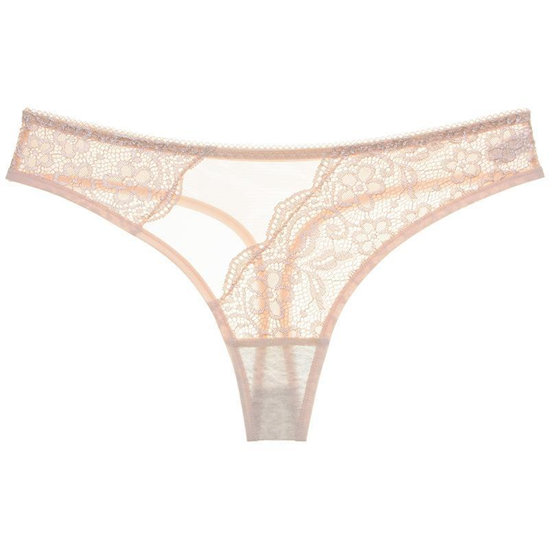 sexy lace mesh panties thong underwear low waist briefs Breathable Female string Underpants lingerie sexy mujeres ropa interior drop ship
