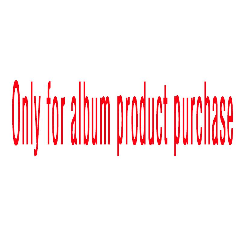 Comprehensive designated purchase options Used for photo album product purchase Use after negotiation top