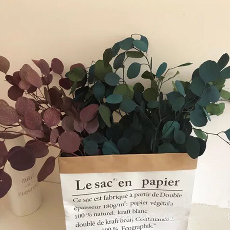 80g-30-45cm-Nature-Fresh-Preserved-Eucalyptus-Leaf-Eternell-Flower-Christmas-Wedding-Home-Gift-Box-Decoration
