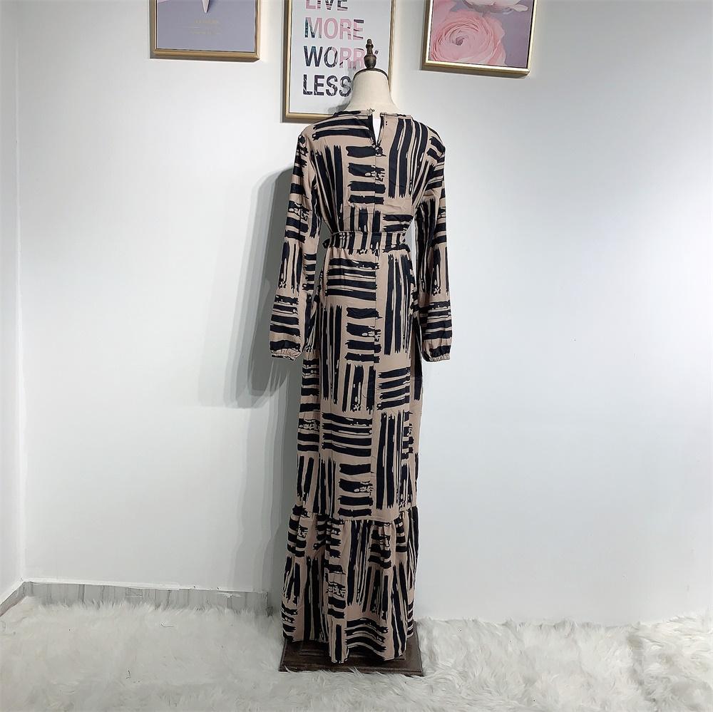 Eid Mubarek Muslim Fashion Dubai Abaya Turkey Hijab Summer Dress Kaftan Caftan Islam Clothing For Women Robe Femme Ete Vestidos (1)