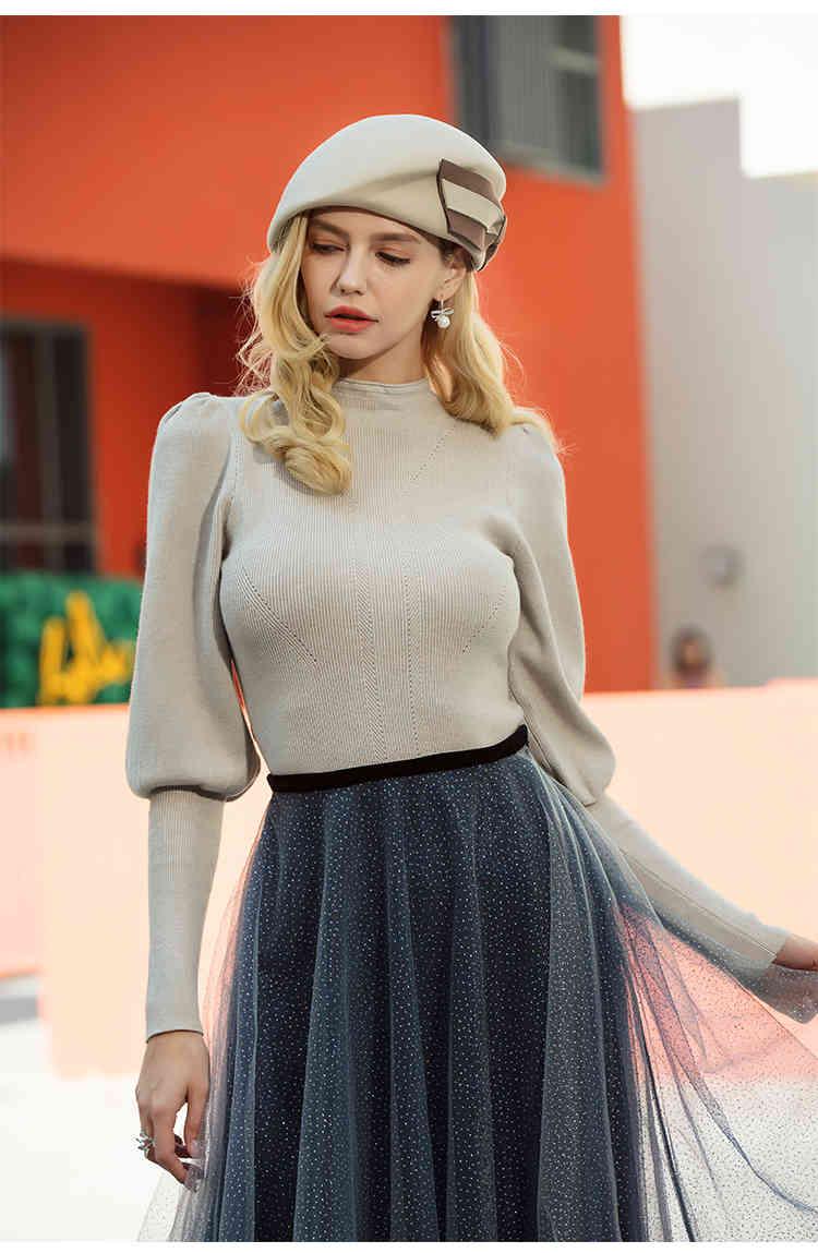 elegant women church hats
