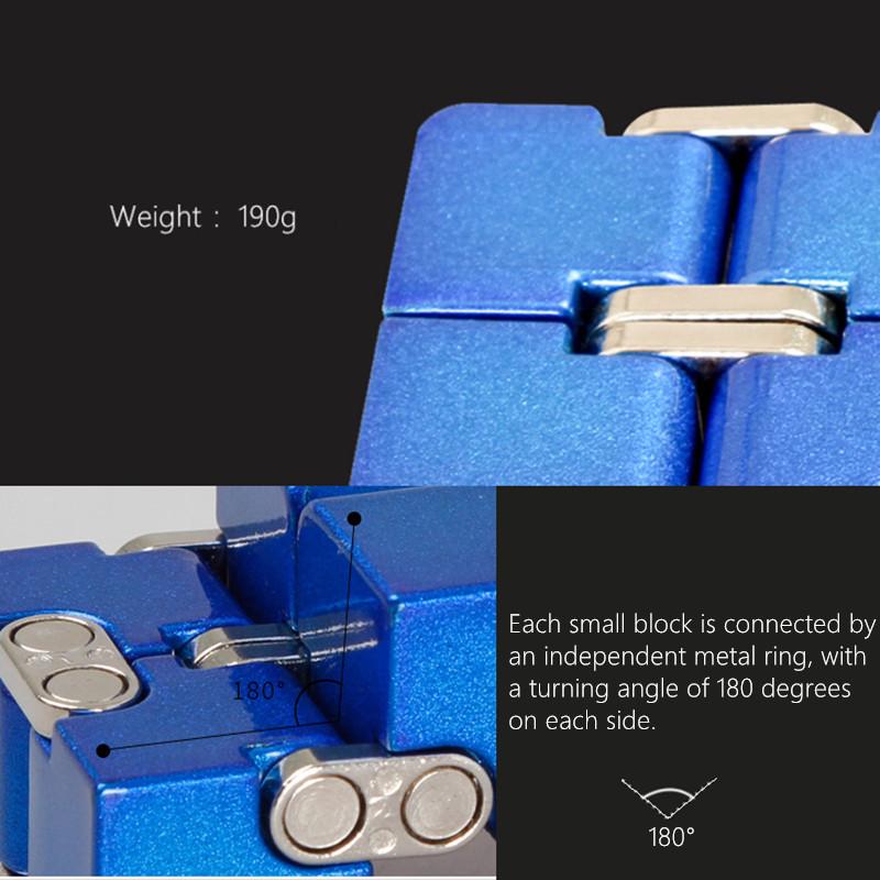 Infinity Cube Fidget Toy (8)