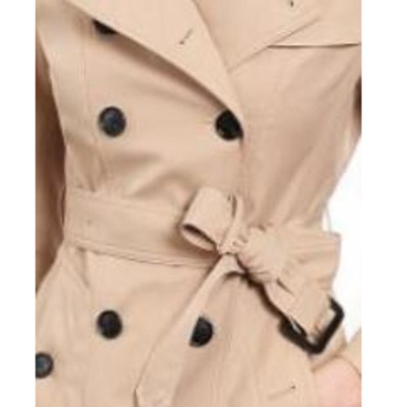 Ladies Long Trench Coat Ladies Fashion Jacket British Trench Coat Mid-length Trench Coat/High Quality Design