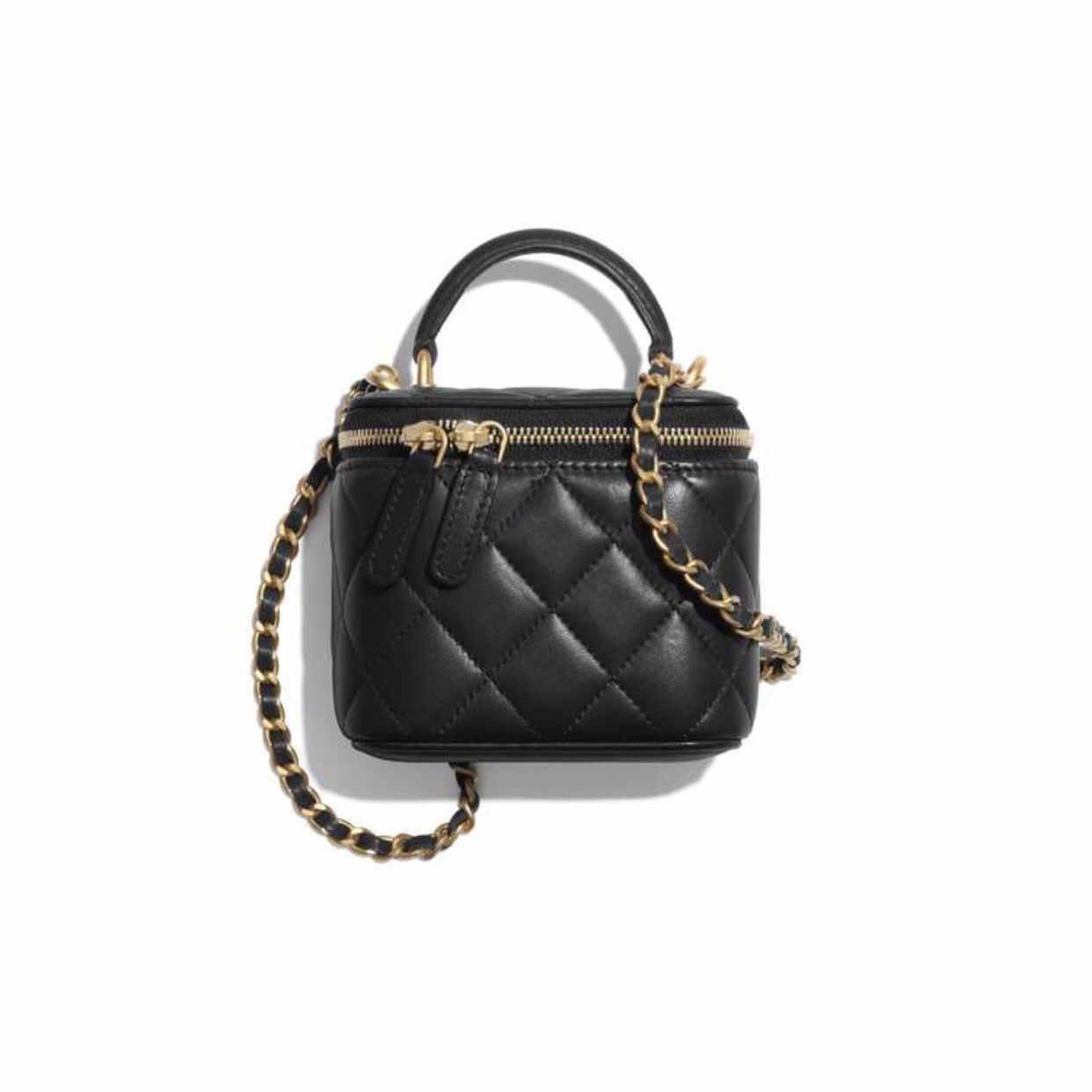 high quality designer cosmetic bag luxury women handbags ladies composite tote leather clutch female purse