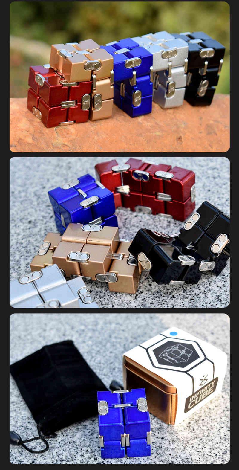 Infinity Cube Fidget Toy (12)
