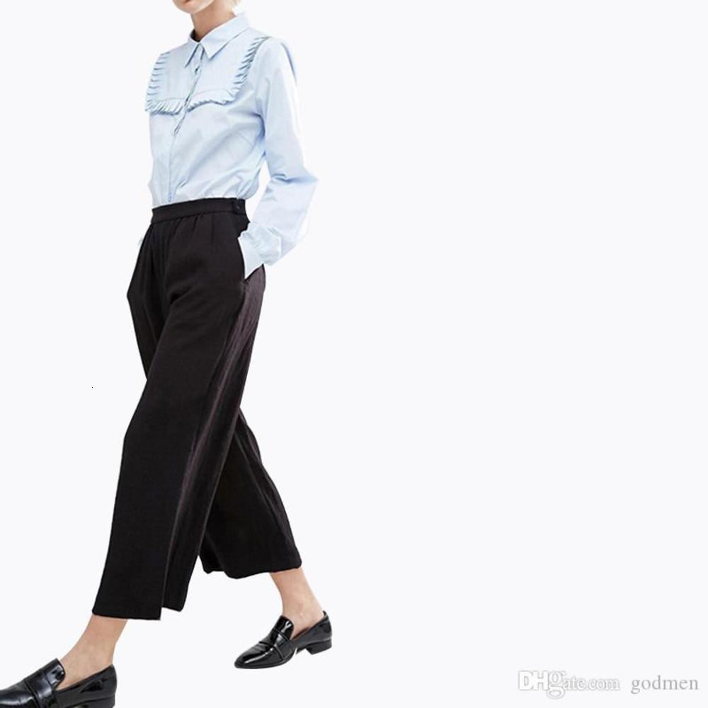 European And American Sexy Women's Shirt Lapel Long Sleeve Base Shirt Women Desiger Blouse Size S-2XL