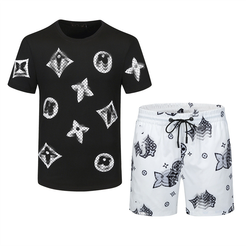 Luxury Men Designers Tracksuits Fashion Mens Tracksuit Jogging Shorts Outdoor Man Sportswear Street Hip Hop Casual Wear High Quality Sports Asian Size M-XXXL