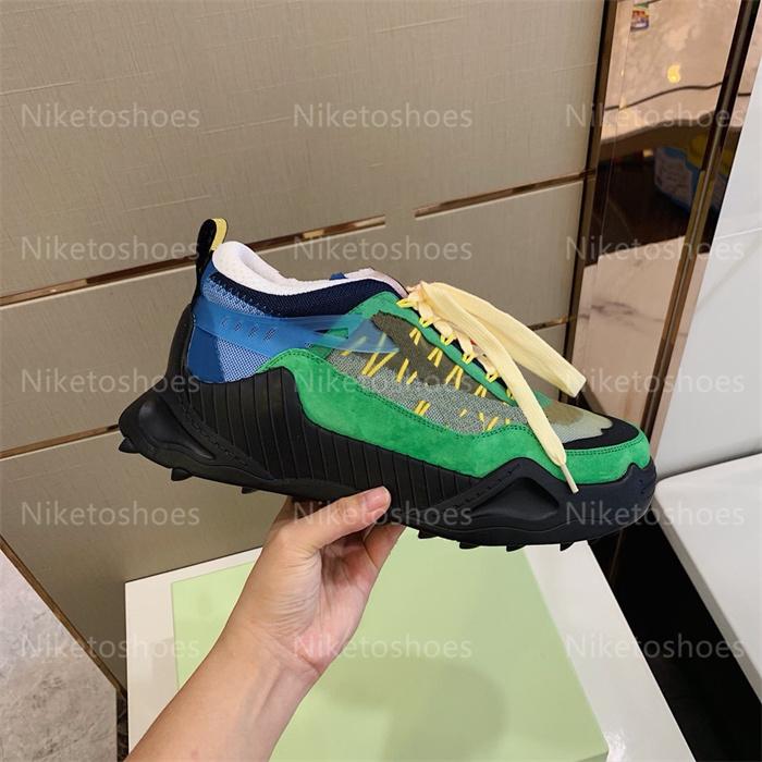 ODSY-1000 dad shoe suede mesh nubuck Luxurys Designers Shoes Men Women Designer Clunky Sneaker Trainers