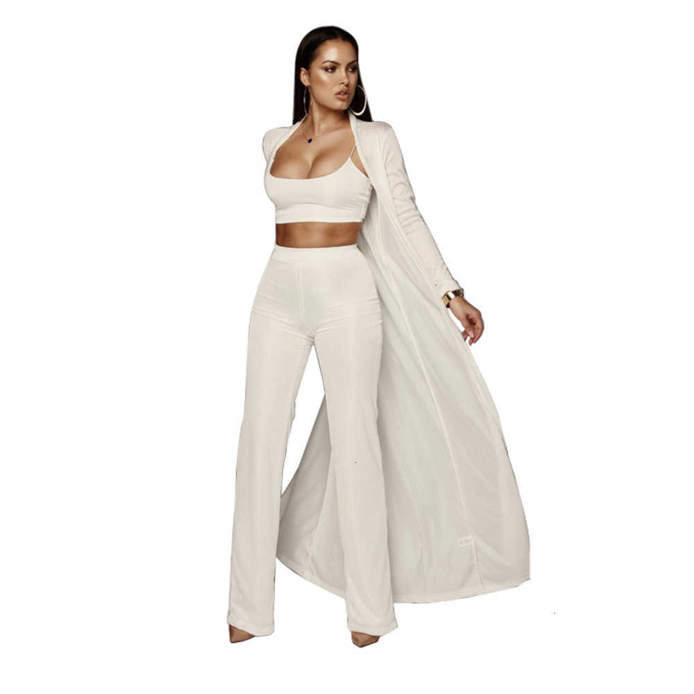 Knit Sweater Casual Set Women Fall Winter Clothes Lounge Wear Crop Top Long Sleeve Cardigan Pants