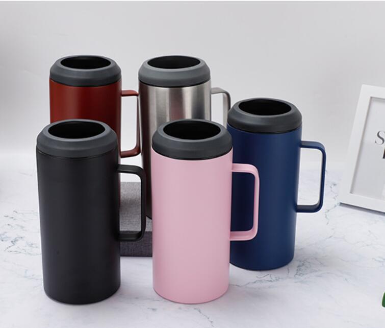 Portacaguamon 1.2 Lts Porta caguama 40oz Tumbler Bottle enfriado premium Loggerhead holder Vacuum Insulated Cups Travel Water Bottle