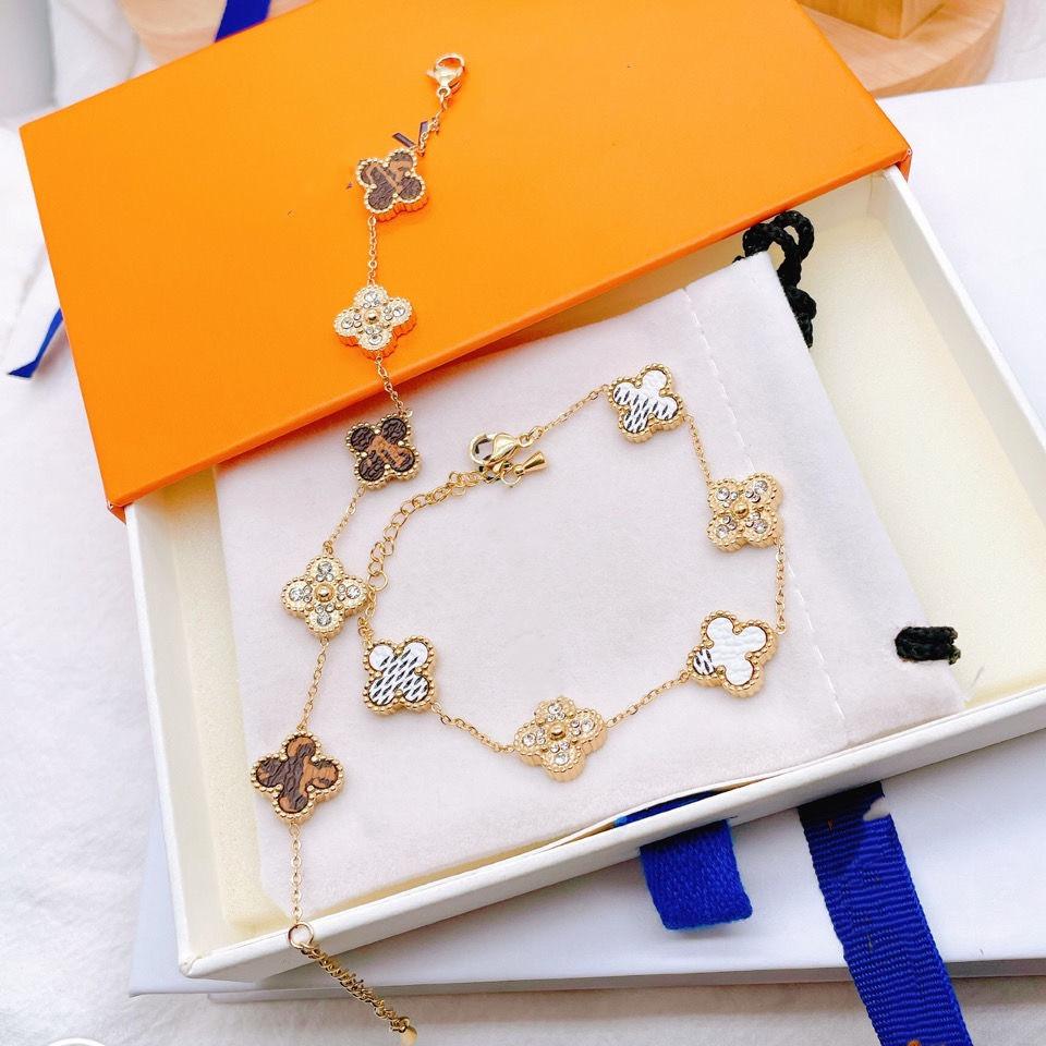 Luxury Designer Jewelry Women Men Bracelets Fashion Braided Tassel Bracele High Quality Embroidered Love Bracelet Designers