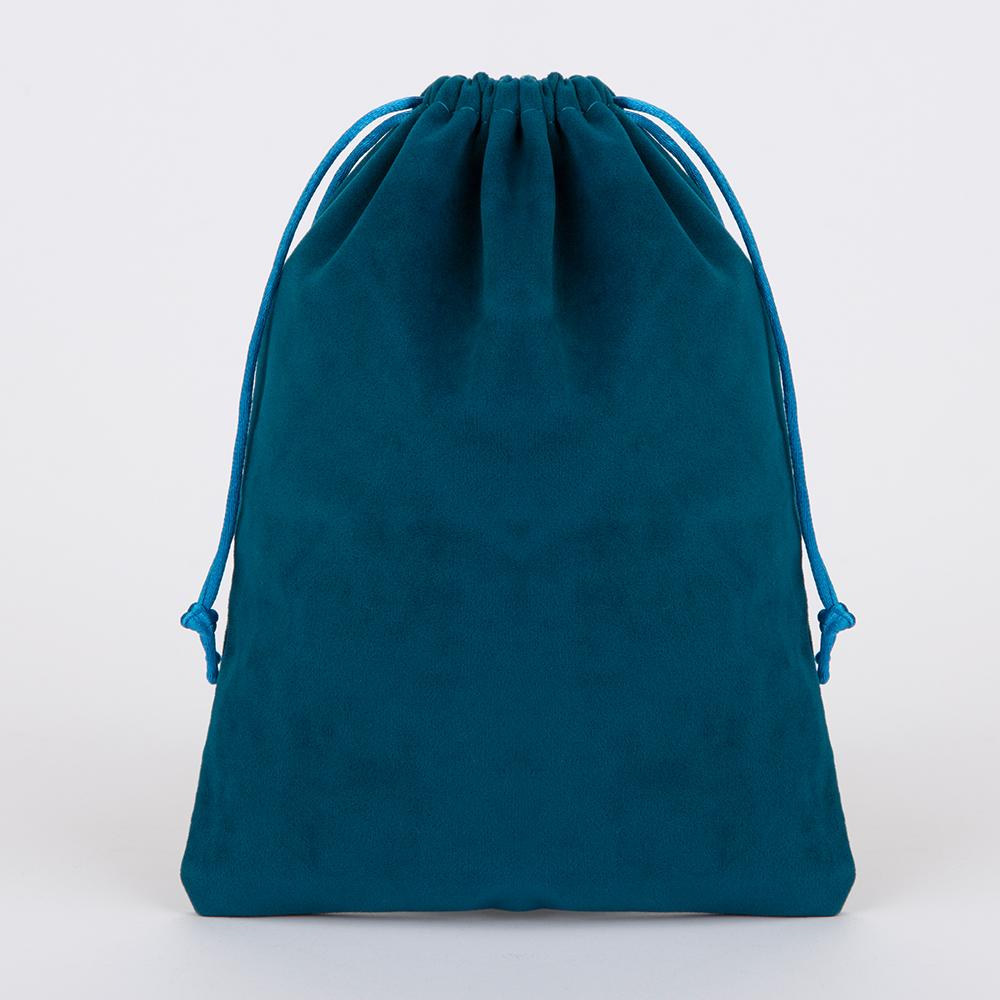 Jewelry Organizer 2pcs/lot 16*23cm Velvet Bag Draw...