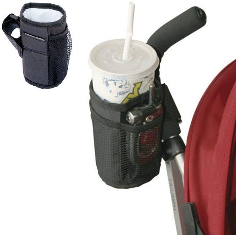 Motorrad Kinderwagen 360 Grad Drehung Universal Fahrrad Flaschenhalter Antislip Einstellbare Wasser Getr/änkehalter F/ür Fahrrad Kinderwagen Kinderwagen Getr/änkehalter Rollstuhl Fahrrad