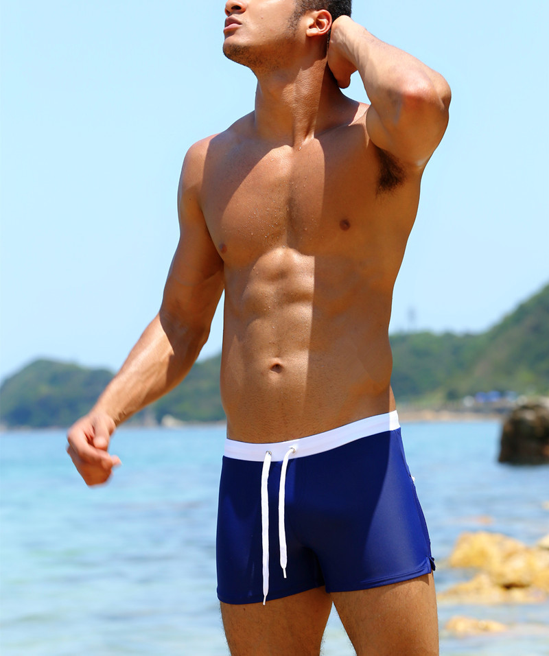 Mens sexy swim wear