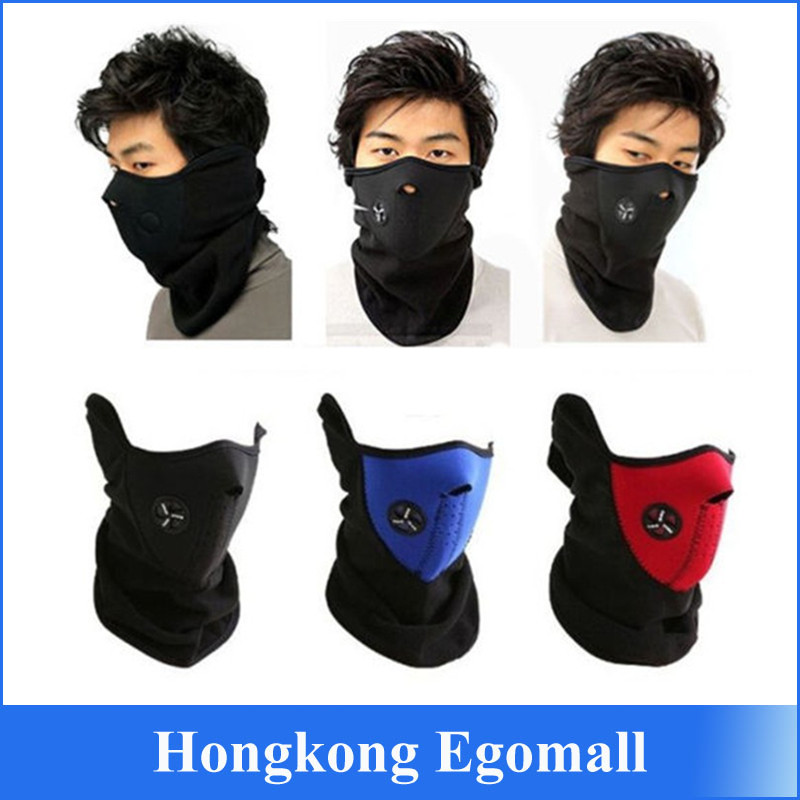 masque respiratoire neige