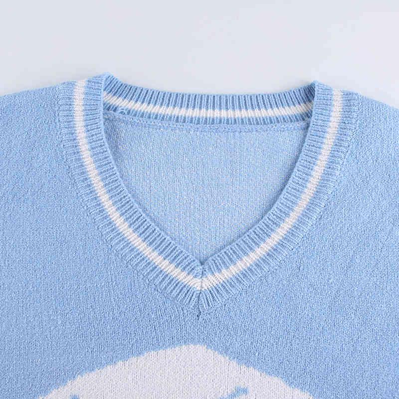 Blue Sweater (3)