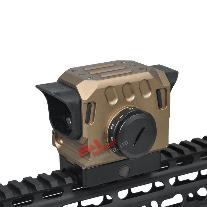 Tactical DI EG1 Red Dot Scope Holographic Reflex Sight Hunting Rifle Scope for 20mm Rail