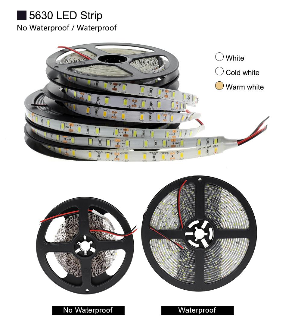 LED Strip 5630 12V (10)