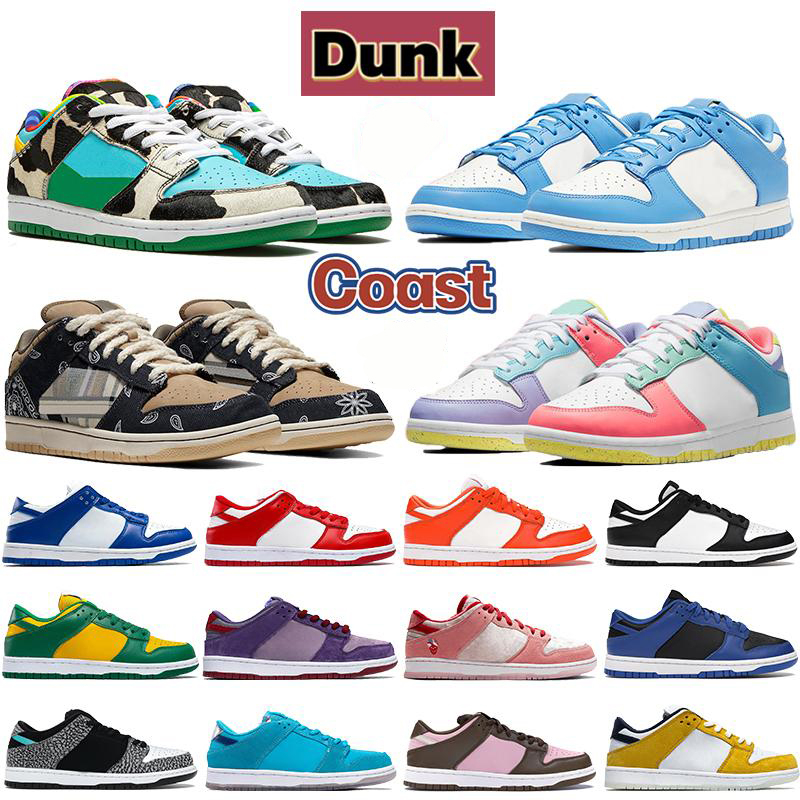 Dunk SB Basketball Shoes Compare Chunky Holiday Special Orange Bear Strangeiove Shadow TrailEnd TRD Roswell Raygun Sean Cliver Men Women Size 36-45