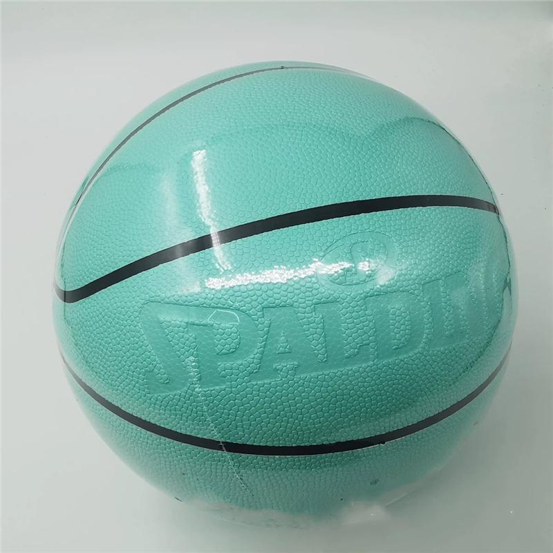 New  x spalding Merch basketball Commemorative edition PU game girl size 7 with box